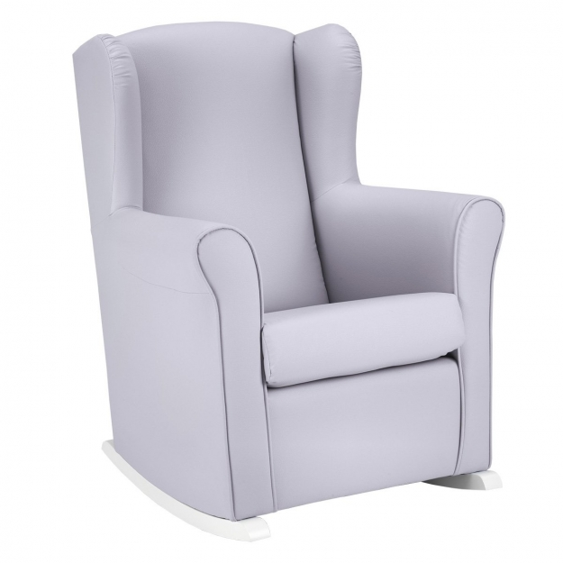NURSING CHAIR LISO E GREY 68x71.5x93.5 CM