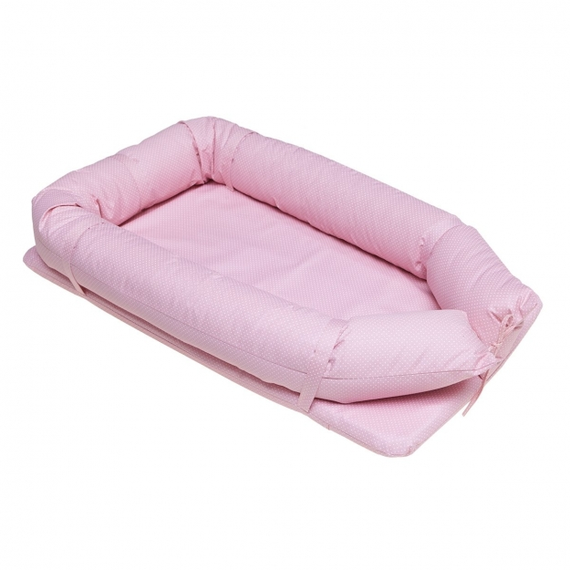 BED IN BED PIC PINK 42x77x14 CM