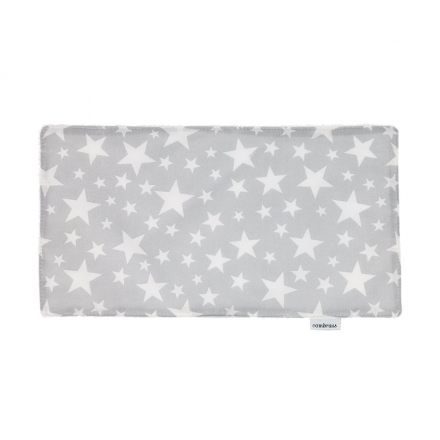 SLIME DRYER STAR GREY 29.5x15.5 CM