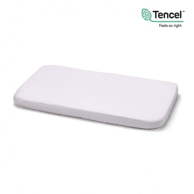 TENCEL FITTED WATERP.SHEET SMALL BED LISO E PINK