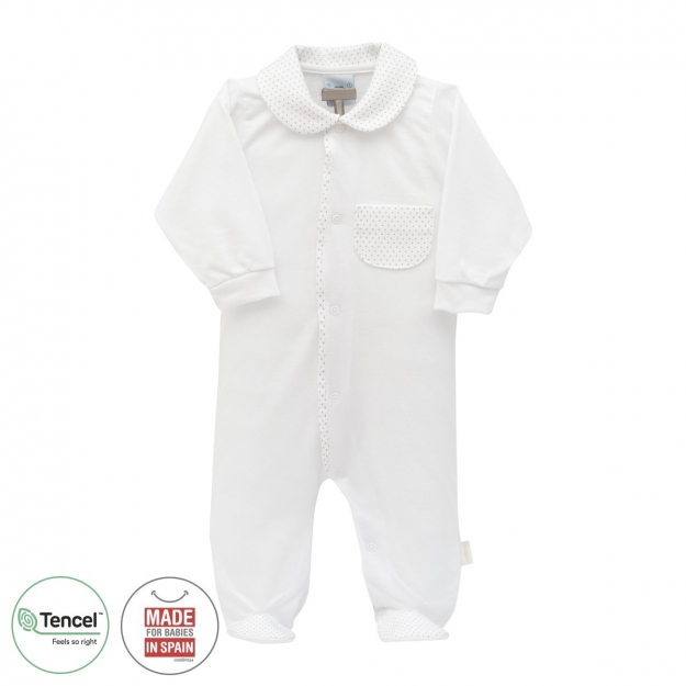 PLAYSUIT LONG 640,1 WHITE