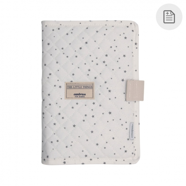 PAPER CARRIER ASTRI GREY 3x17x25 CM