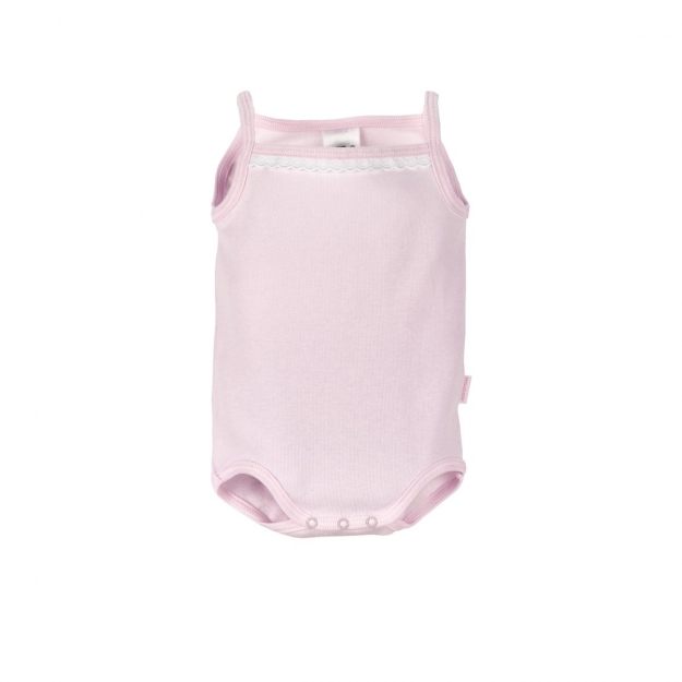 BODY WITH STRAPS I. PUNTILLA PINK