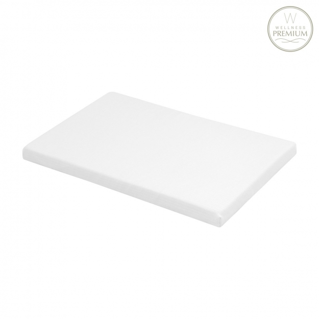 MATTRES FOR SMALL BED PREMIUM 46.5x81x5 CM WHITE